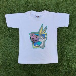 Vintage 90s kids bugs bunny T-shirt